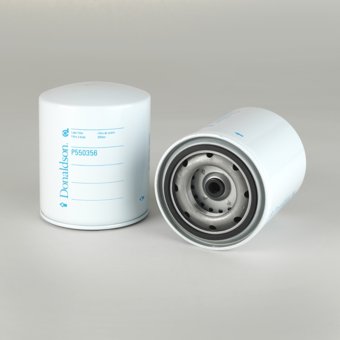 Lube oil filter Spin-On Type P550356 product photo