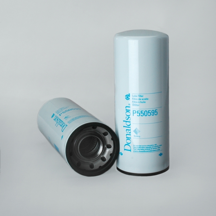 Lube oil filter Spin-On Type P550595 product photo